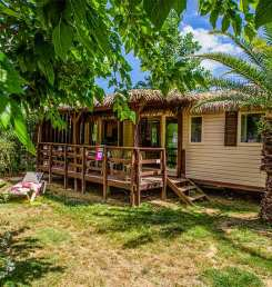 camping de luxe all inclusive