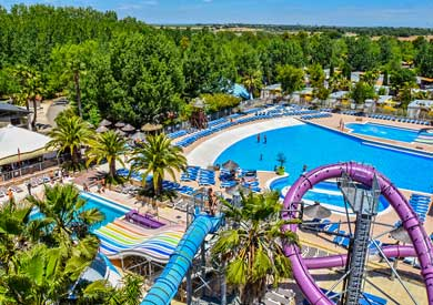 Camping 5 étoiles all inclusive