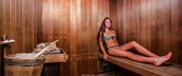Camping 5 étoiles avec sauna