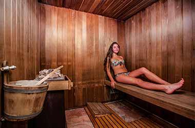 camping avec sauna Herault