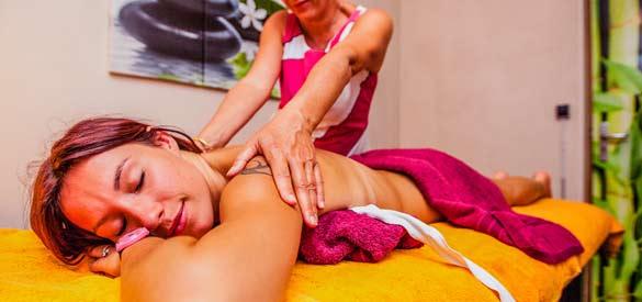 Camping avec spa massage Hérault