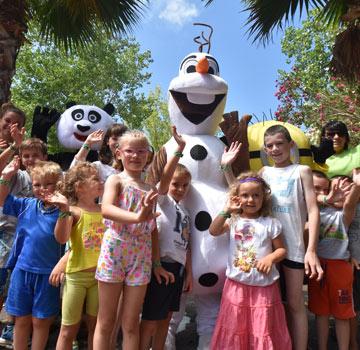 Camping familial 5 étoiles Languedoc Roussillon