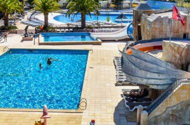 Camping parc aquatique 5 étoiles France
