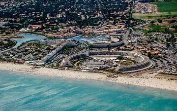 Camping plage cap d'Agde