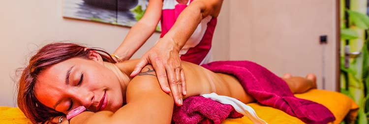 Camping salon de massage Hérault