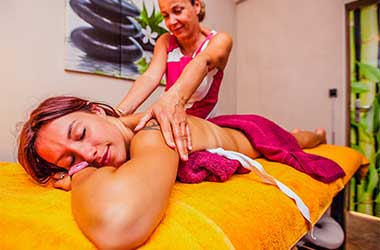 camping avec spa et massages Herault