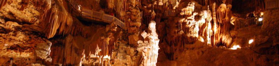 grottes en hérault